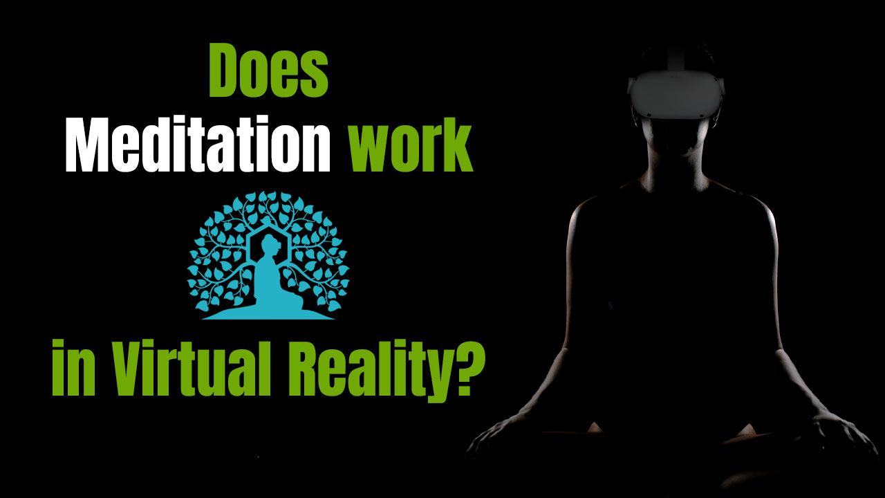 meditation in virtual realoty
